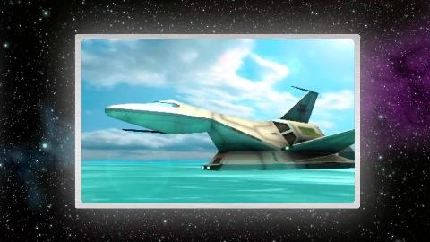 Starfox 64 3D - Trailer (Spezialfahrzeuge)