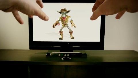The Gunstringer - Trailer (Gameplay, Gamescom 2011)