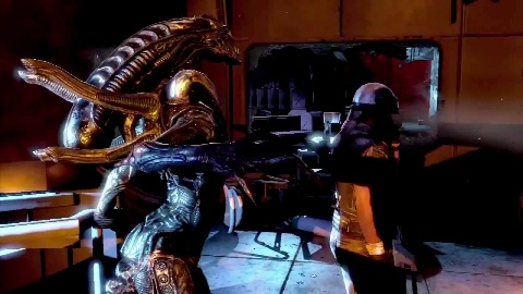 Aliens Colonial Marines - Trailer (Gameplay)