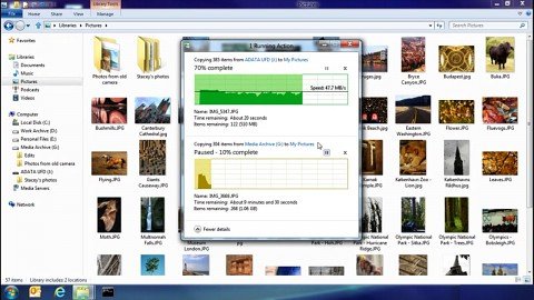 Dateien bearbeiten in Windows 8