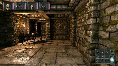 Legend of Grimrock - Trailer (Gameplay)