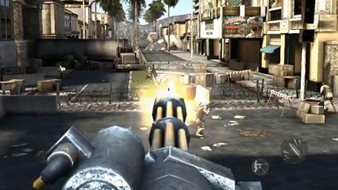 Modern Combat 3 Fallen Nation - Trailer (Debut)