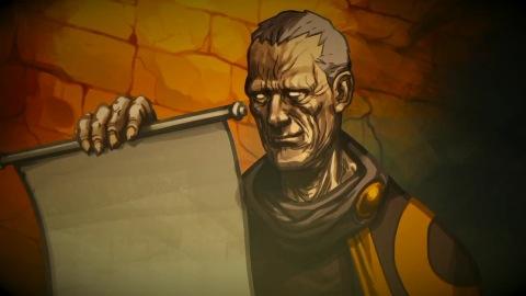 Scrolls - Neues Spiel von Markus Persson (Teaser)