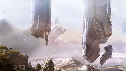 Halo 4 - Teaser (Konzeptgrafiken, Pax 2011)
