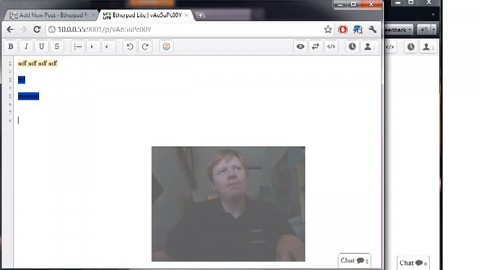 Etherpad Lite - Demo