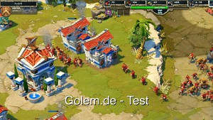 Age of Empires Online - Test in 1080p