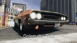 Driver San Francisco - Test