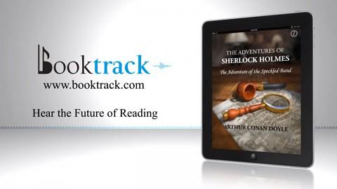 Booktrack - Sherlock-Holmes-E-Book mit Soundtrack