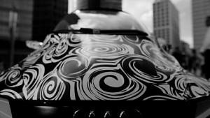Audi - Konzeptstudie eines Elektroautos zur IAA