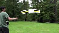 Open-Source-Drohne Quadshot