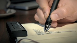Wacom Inkling - Zeichenstift ohne Spezialpapier