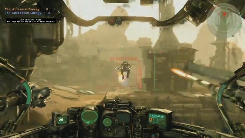 Hawken - Trailer (Gameplay, Pax 2011)