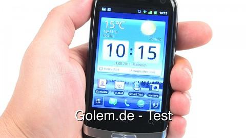 Ideos X3 von Huawei - Test