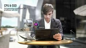 Slate PC Series 7 von Samsung
