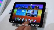 Samsung Galaxy Tab 7.7 - Hands on (Ifa 2011)