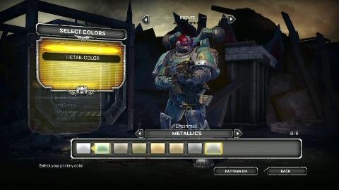 Warhammer 40K Space Marine - Der Editor
