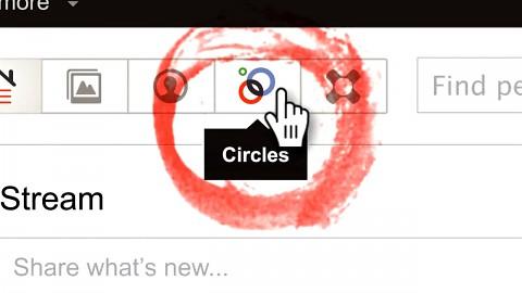 Google Plus - Circles