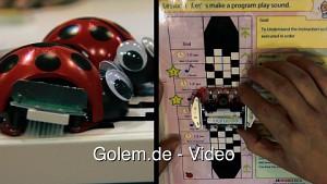 Ladybug Robot auf der Ifa 2011