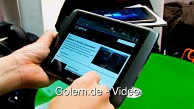 Archos 80 G9 - Hands on (Ifa 2011)