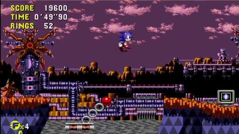 Remake von Sonic CD - Trailer (Debut)