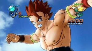 Dragon Ball Z Ultimate Tenkaichi - Training