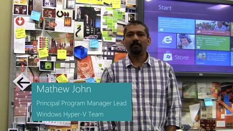 Windows 8 - Hyper-V
