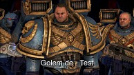 Warhammer 40K Space Marine - Test