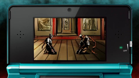 Shinobi für Nintendo 3DS - Trailer (Gameplay)