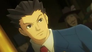 Professor Layton vs. Ace Attorney - Trailer