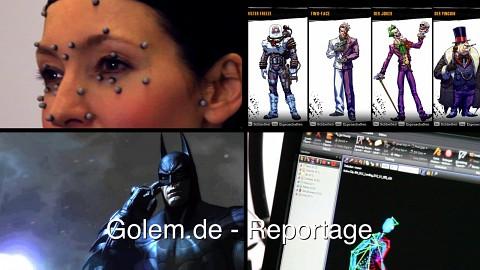 Batman Arkham City - Reportage