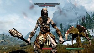 The Elder Scrolls 5 Skyrim - 21 Min. Gameplay