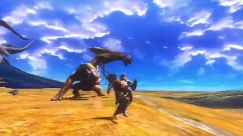 Monster Hunter 4 für Nintendo 3DS - Trailer