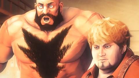 Street Fighter X Tekken - Trailer (TGS 2011)