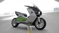 BMW Motorrad Concept E (Herstellervideo)