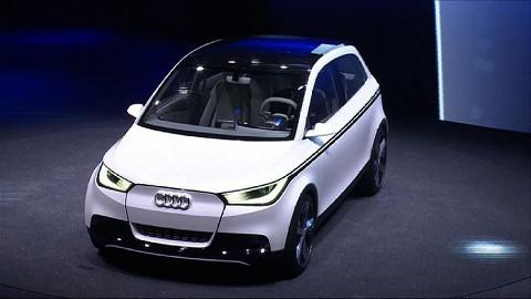 Stadtauto A2 Concept von Audi - Herstellervideo