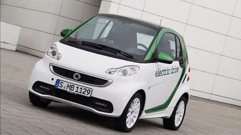 Smart Fortwo Electric Drive der dritten Generation