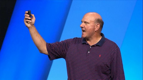 Steve Ballmer spricht über Windows 8 (Build 2011)