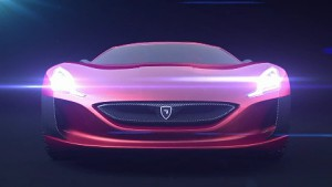 Elektroauto Rimac Automobili Concept One