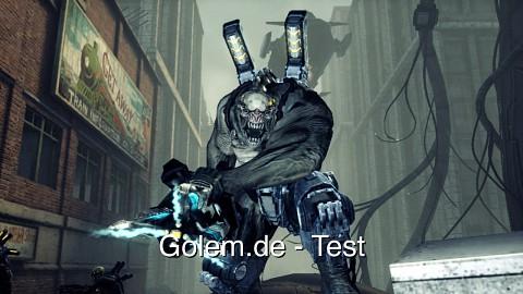 Resistance 3 - Test