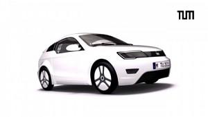 Mute-Elektroleichtfahrzeug - Herstellervideo