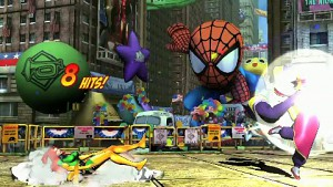 Ultimate Marvel vs. Capcom 3 - Trailer (TGS 2011)
