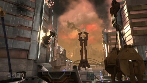 Halo Anniversary - Multiplayer (Breakneck)