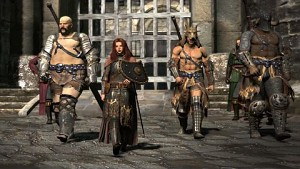 Dragon's Dogma - Trailer (Gameplay, TGS 2011)