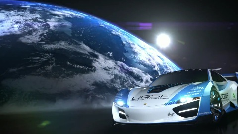 Ridge Racer für Playstation Vita (TGS 2011)