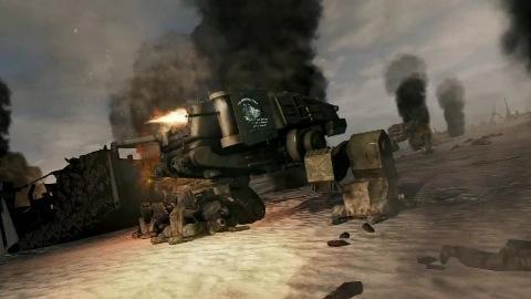 Steel Battalion Heavy Armor - Trailer (TGS 2011)