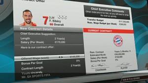 Fifa 12 - Karrieremodus (Transfers)