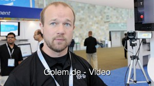 3D-Video per Thunderbolt (IDF 2011)