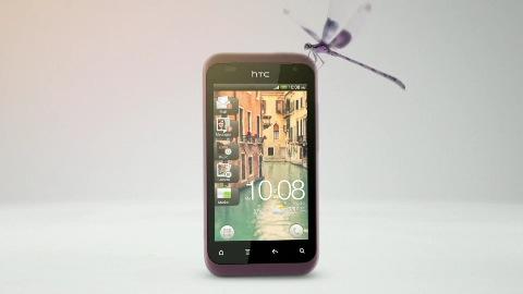 HTC Rhyme - Design - Herstellervideo