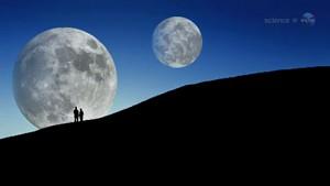 Nasa - hatte die Erde zwei Monde