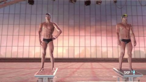 Michael Phelps Push the Limit für Kinect